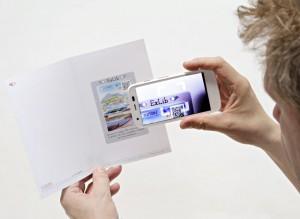 escaneado tarjeta
